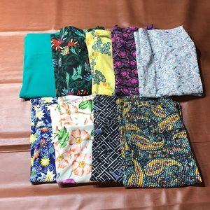LULAROE - 11 Cassie Skirts!!!
